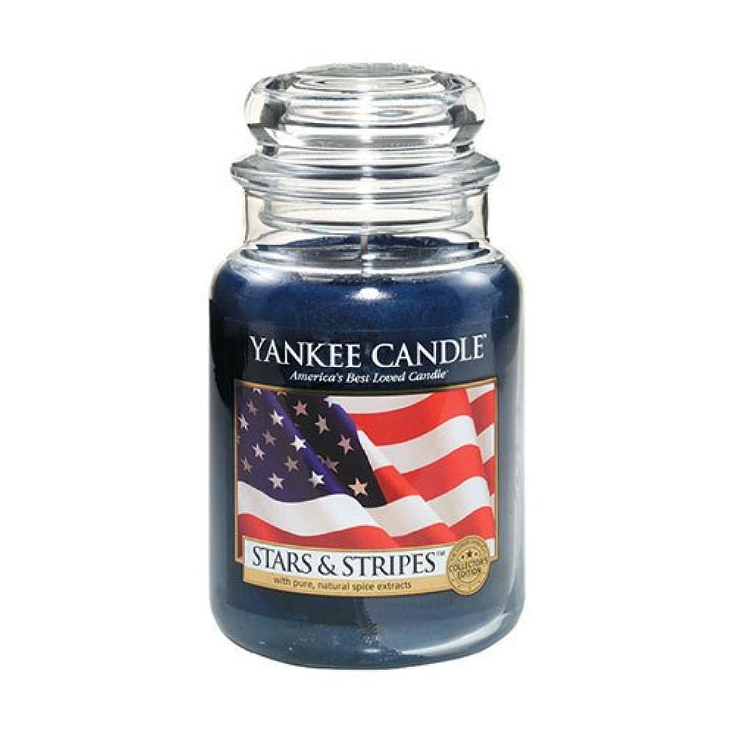 トレッド最初に驚Yankee Candle Festival ofライト、Festive香り Large Jar Candle ブルー 1199444-YC