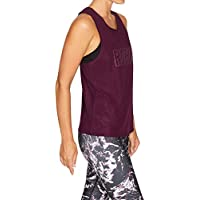 Rockwear Activewear Women's Mesh Front Print Tank from Size 4-18 for Singlets Tops