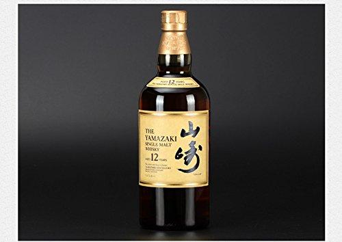 『シングルモルトウイスキー 山崎12年 (正規品・箱なし) [ ウイスキー 日本 700ml ]』の2枚目の画像