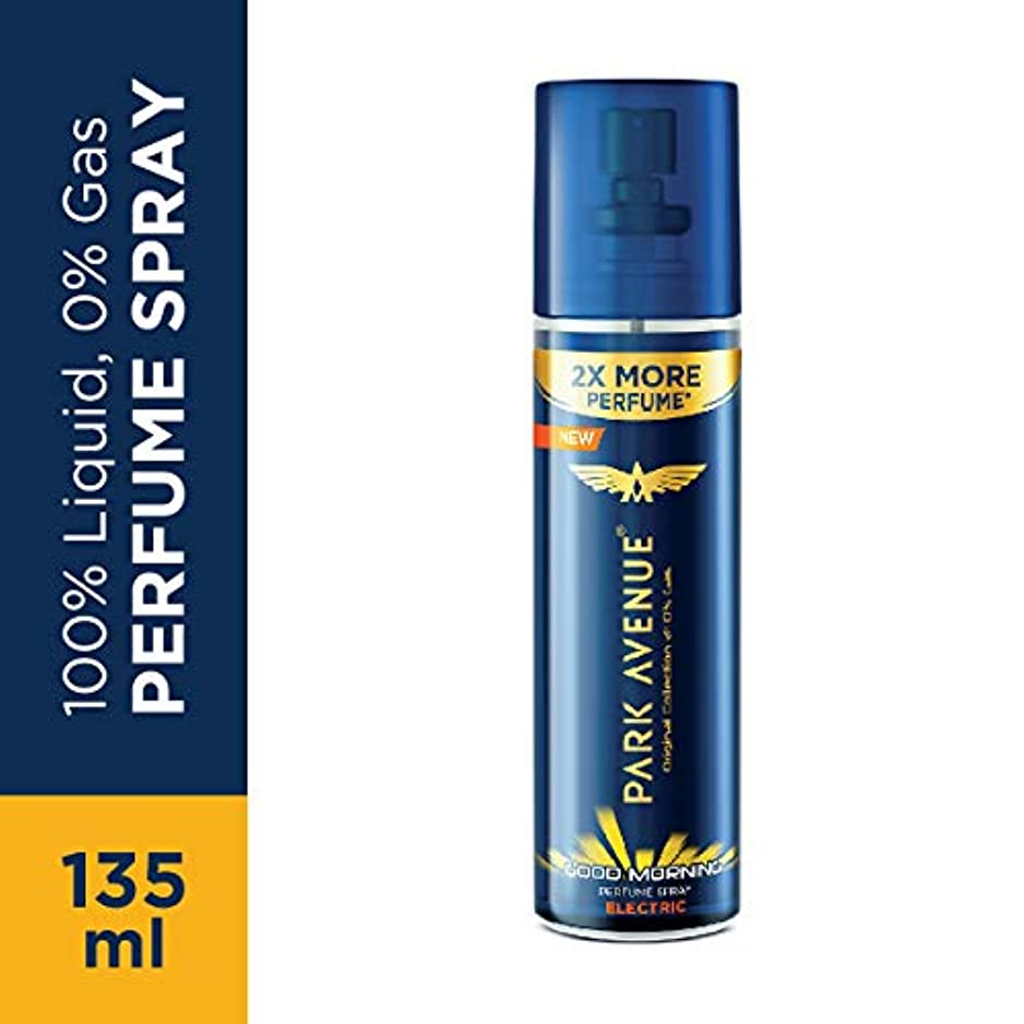 高齢者浜辺書誌Park Avenue Good Morning Electric Perfume Spray, 110g
