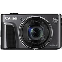 Canon PowerShot sx720HS (ブラック)