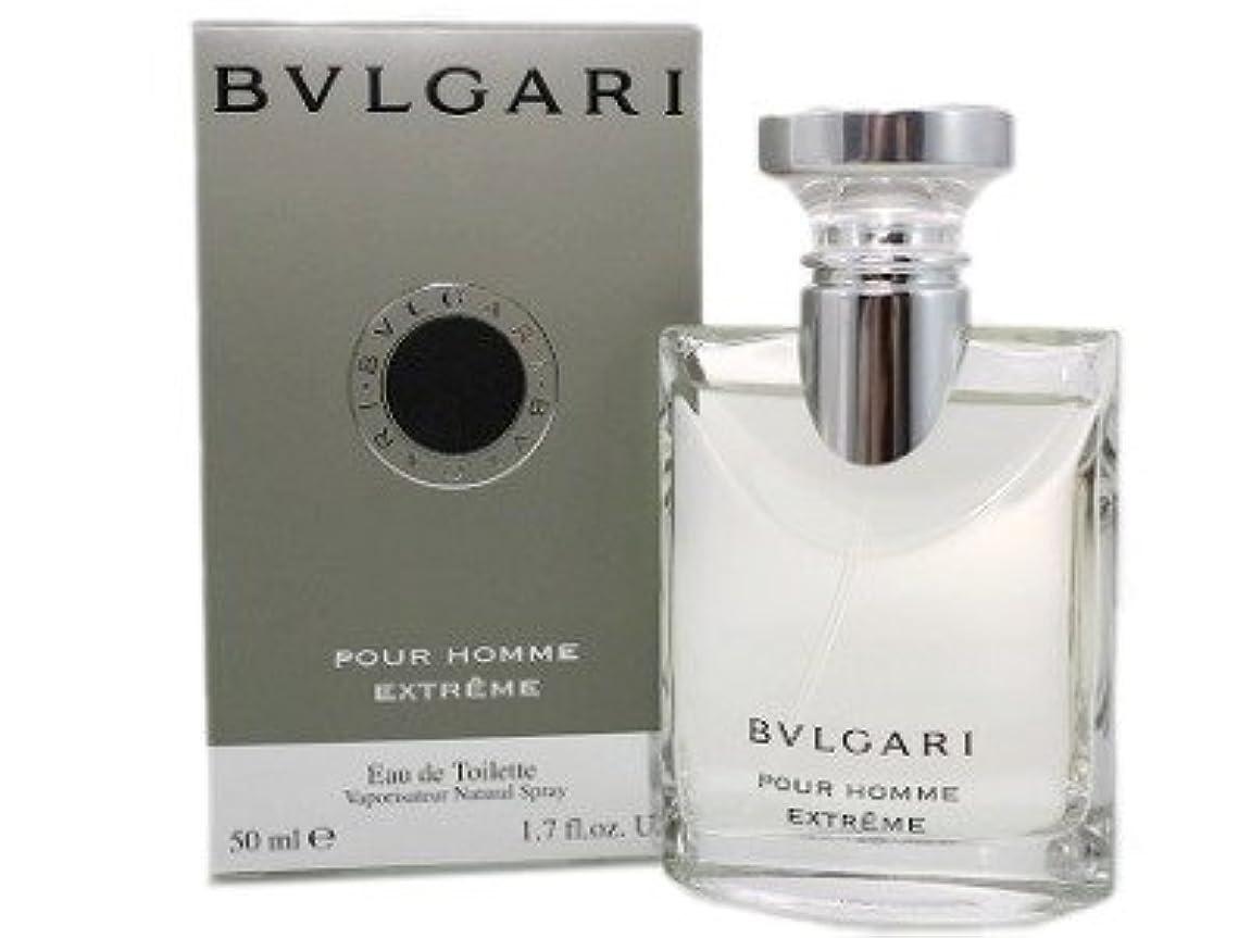 潜在的な基礎広告主BVLGARI ブルガリ プールオムエクストリーム 50ml EDT オードトワレ (並行輸入品)