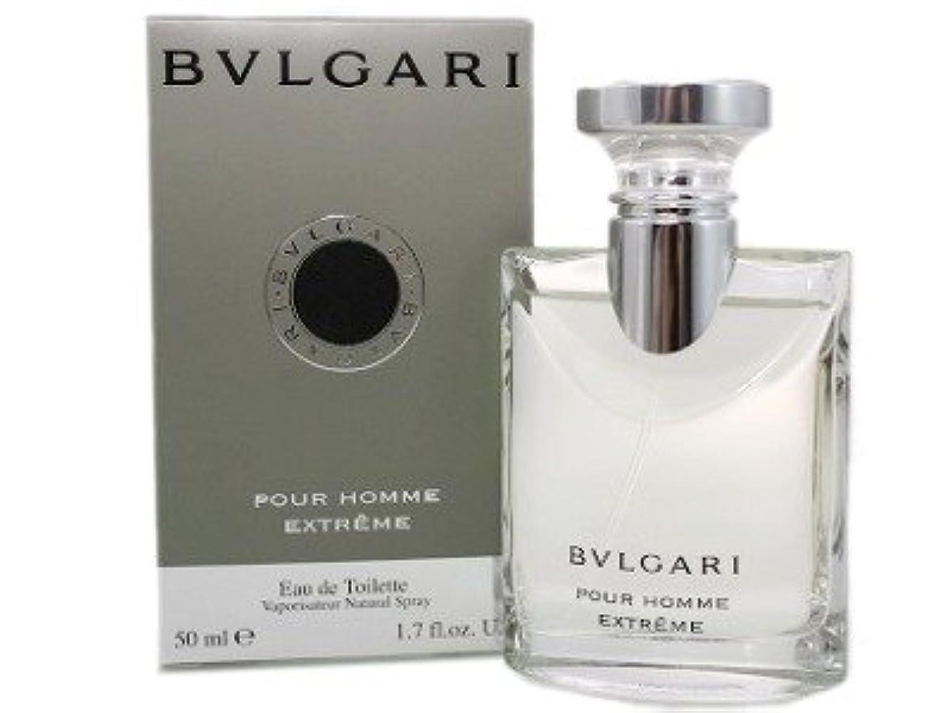 定説やる我慢するBVLGARI ブルガリ プールオムエクストリーム 50ml EDT オードトワレ (並行輸入品)