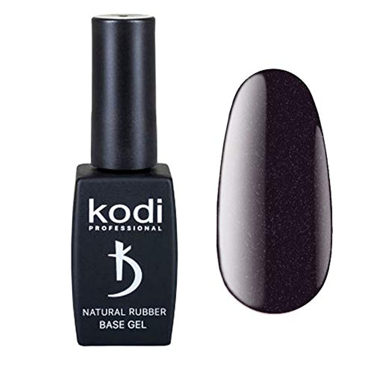 顕著拮抗化粧Kodi Professional New Collection V Violet #01 Color Gel Nail Polish 12ml 0.42 Fl Oz LED UV Genuine Soak Off