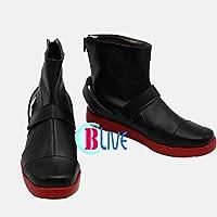 ●●サイズ選択可●●I0823ZAI コスプレ靴 ブーツ バットマン Batman レッドフード Red Hood 男性27.5CM