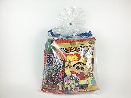 お菓子のセラーズ 地蔵盆用お菓子 駄菓子袋詰め200円