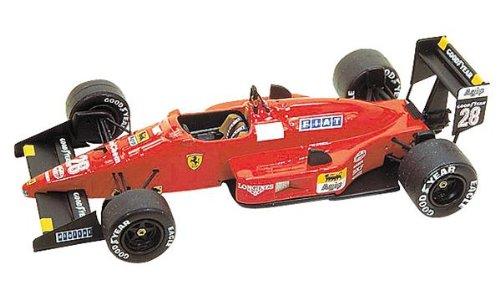 【TAMEO/タメオ 組立キット】1/43 フェラーリ F.1/87-88c イタリアGP 1988年