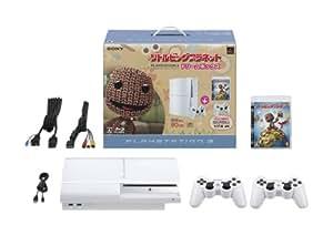 PLAYSTATION 3(80GB)  リトルビッグプラネット ドリームボックス セラミックホワイト【メーカー生産終了】