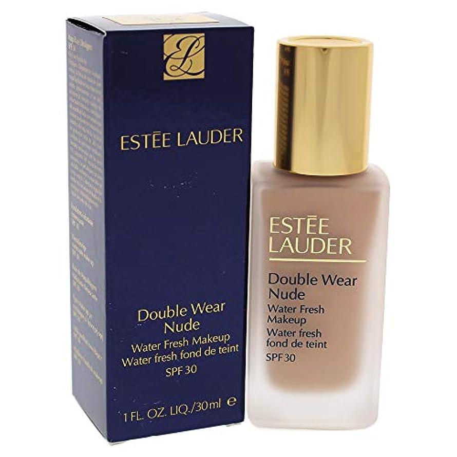 脚本寸前杖エスティローダー Double Wear Nude Water Fresh Makeup SPF 30 - # 3C2 Pebble 30ml/1oz並行輸入品