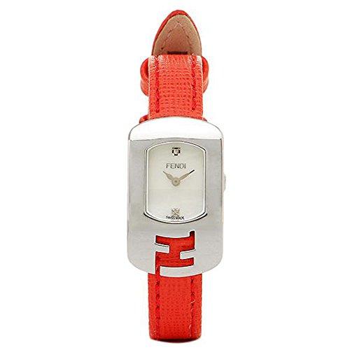 [フェンディ] 時計 レディース FENDI F300024574D1 カメレオン 腕時計 ウォッチ ホワイト/レッド [並行輸入品]