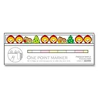 マインドウェイブ ONE POINT MARKER 751010 赤ずきん マーカー