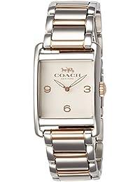 [コーチ]COACH 腕時計 レンウィック ホワイト文字盤 ステンレススチール クォーツ 14502839 レディース 【並行輸入品】