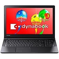 東芝 dynabook AZ15/GB 東芝Webオリジナルモデル (Windows 10 Home 64ビット/Office Personal 2016/15.6型/Celeron 3865U/ブラック) PAZ15GB-SDB