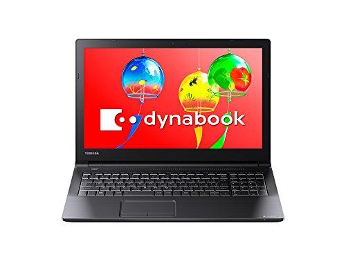 東芝 dynabook AZ55/GB 東芝Webオリジナルモデル (Windows 10 Home 64ビット/Office Home & Business 2016/15.6型/Core i7/ブラック) PAZ55GB-SEA