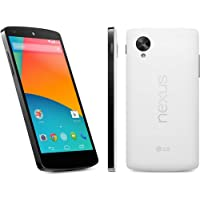 LG Nexus 5 D820 16GB Unlocked GSM 4G LTE Quad-Core Android Smartphone w/ 5 True HD IPS+ Multi-Touchscreen -White [並行輸入品]