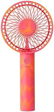 2020年NEWモデル Francfranc(フランフラン)公式 フレハンディファン 攜帯扇風機 手持ち扇風機 卓上扇風機 USB充電式 5段階風量調整