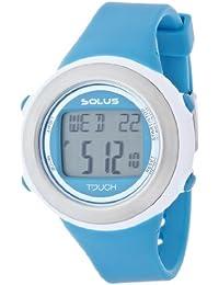 [ソーラス]SOLUS 腕時計 心拍計測機能付 Leisure 850(レジャー 850) ブルー 01-850-005 レディース 【正規輸入品】