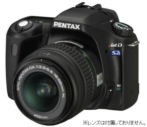 PENTAX *ist DS2 デジタル一眼レフカメラ本体 IST-DS2
