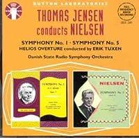 Jensen Conducts Nielsen