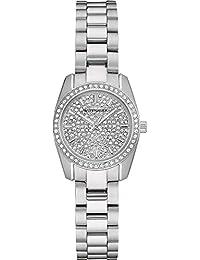 [ウィットナー] Wittnauer 腕時計 Ladies Lucy Mini Steel Watch 日本製クォーツ WN4076 【並行輸入品】