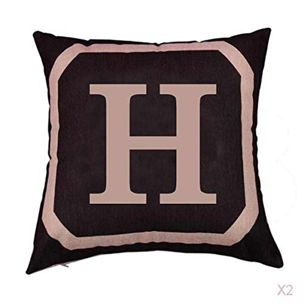 ビル作成する一元化する正方形の綿のリネンスローピローケース腰クッションカバーベッドソファ装飾さh