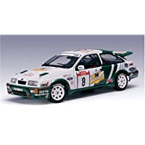 "ゲイトウェイグローバルジャパン 1/18 FORD SIERRA COSWORTH RS 500 RALLY 1988' ""PANACH"" D.AURIOL #8 ( RALLY TOUR DE CORSE ) 完成品"