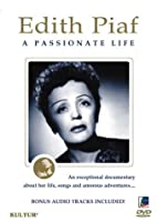 Edith Piaf: A Passionate Life [DVD] [Import]