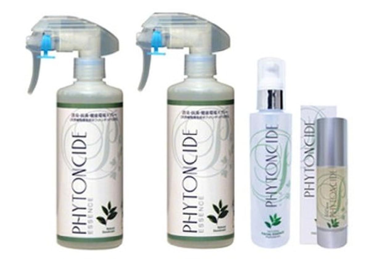 中性ベックス潤滑するフィトンチッド美容セット (化粧水+美容液+スプレー300ml×2本)
