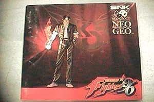 ザ キング オブ ファイターズ96NCD 【NEOGEO】