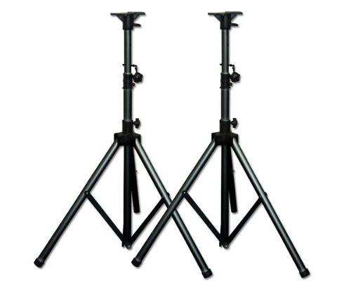 [해외]JEUME K306B 블랙 [페어 판매]  스피커 스탠드/JEUME K306B Black [Pair selling]  Speaker stand