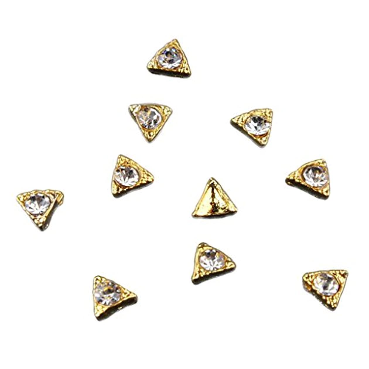 領収書粒舌な50個入り ネイル ネイルデザイン ダイヤモンド 3Dネイルアート ヒントステッカー デコレーション - 7