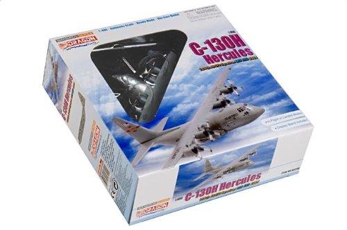 1:400 ドラゴンモデルズ 56299 ロックヒード C-130H ヘラクレス ダイキャスト モデル USAF 133rd AW 109th AS MN ANG #96-1007 Minneapol