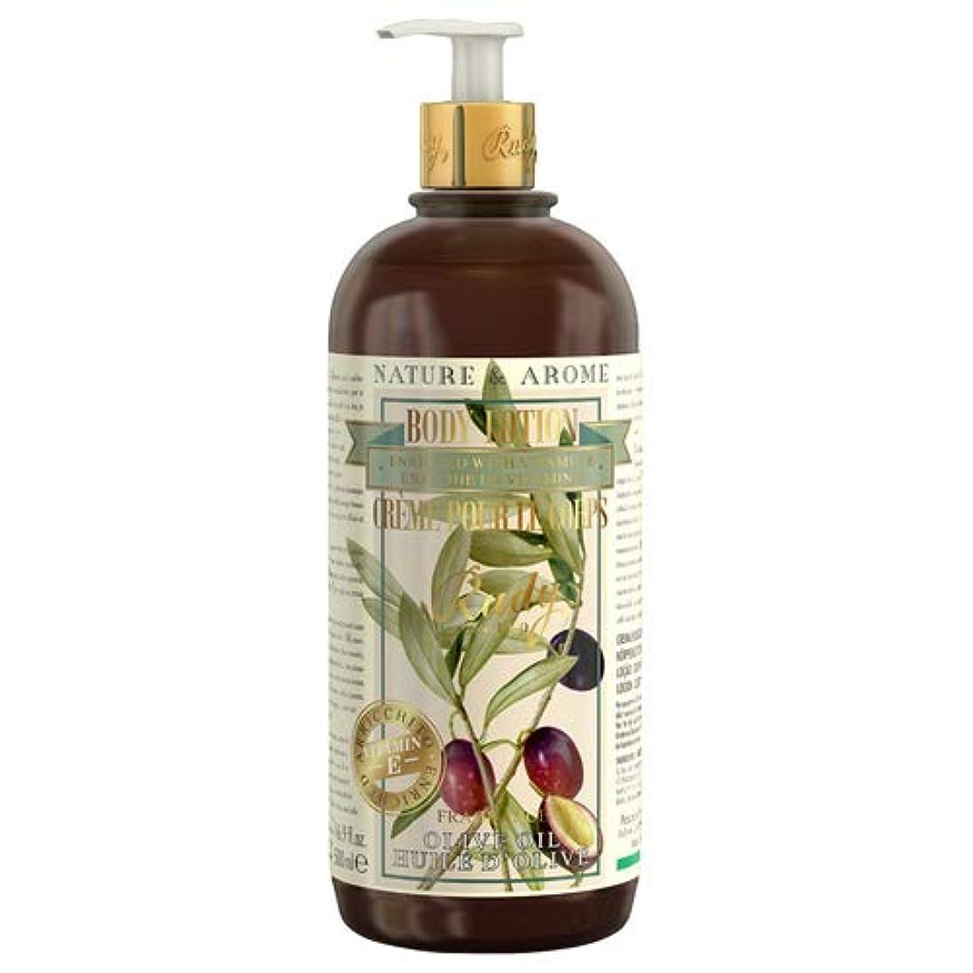 重なるシェーバー伝統的RUDY Nature&Arome Apothecary ネイチャーアロマ アポセカリー Body Lotion ボディローション Olive Oil オリーブオイル