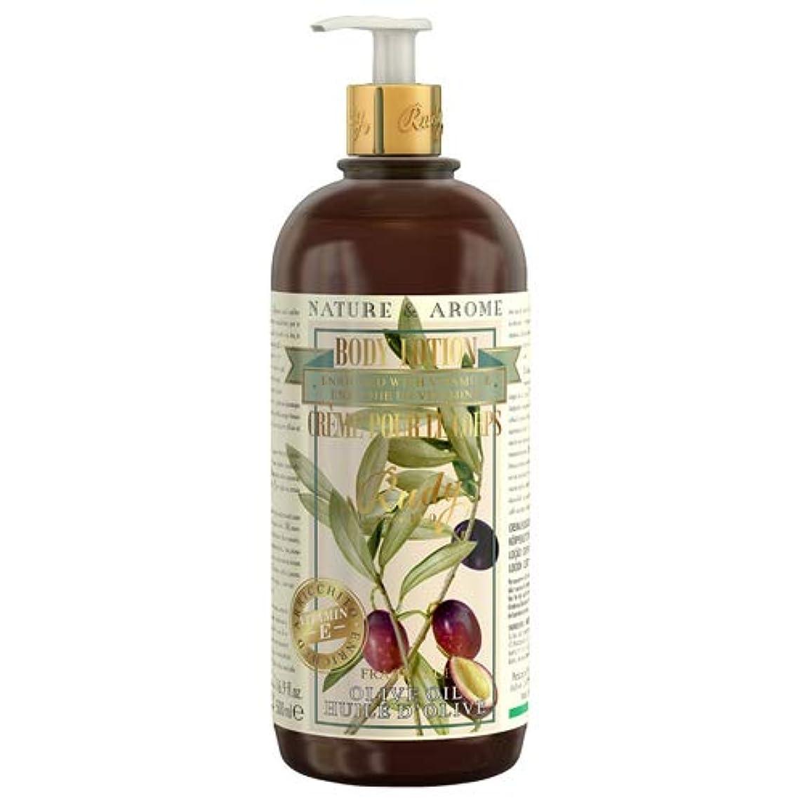 人に関する限り優れたアドバンテージRUDY Nature&Arome Apothecary ネイチャーアロマ アポセカリー Body Lotion ボディローション Olive Oil オリーブオイル