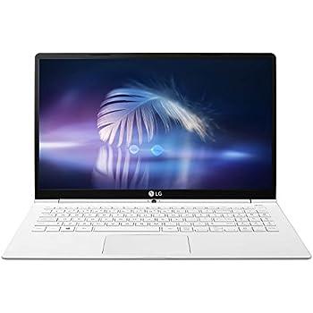 LG ノートパソコン Gram 15Z960-G(White)/980g/15.6インチ/Windows 10 Home 64bit/USB Type-C搭載/英語キーボード