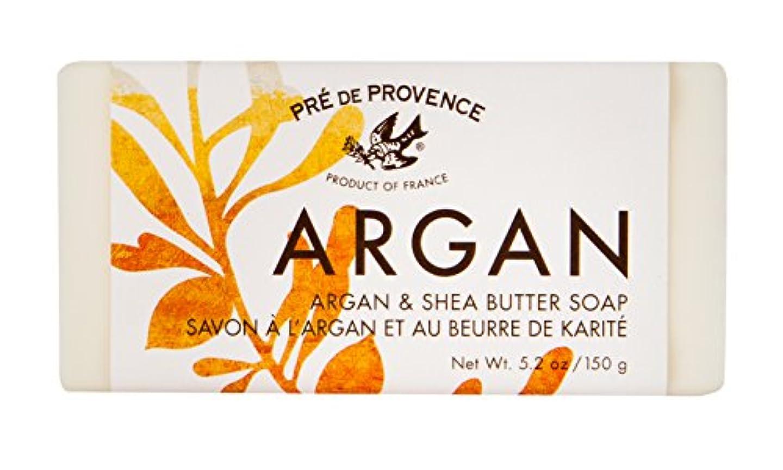 概念かわいらしい補助PRE de PROVENCE アルガン&シアバターソープ オレンジ ORANGE プレ ドゥ プロヴァンス Argan Shea Butter Soap◆ボディケア