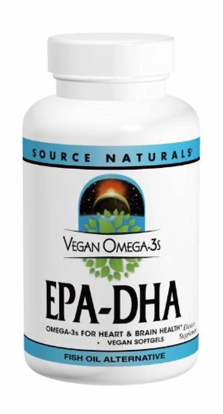 クアッガクアッガバングラデシュソースナチュラルズ社 植物由来の優れたEPA/DHA!Vegan Omega-3s 生臭いあと味も臭いも残りません! (60粒)