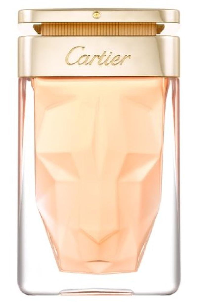 何十人も浪費エレメンタルLa Panthere (ラ パンテール) 1.6 oz (50ml) EDP Spray by Cartier for Women