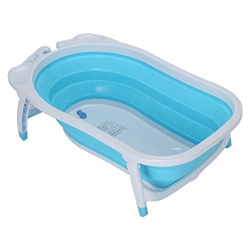 KARIBU [ カリブ ] Folding Bath Blue ブルー PM3310 折り畳み式 バス