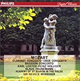 モーツァルト : クラリネット協奏曲イ長調
