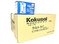 ㈱コクサイ C型挟み金具 ウルトラC (20枚入×20箱)