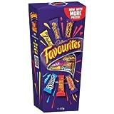 Cadbury Favourites Chocolate Gift Box, 373 g