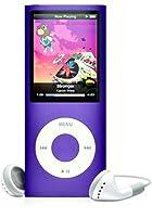 Apple iPod nano 第4世代 8GB パープル MB739J/A()