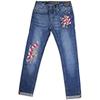 VIGOSS Girl's The Jagger Weekend Ready Super Stretch Skinny Denim Jeans