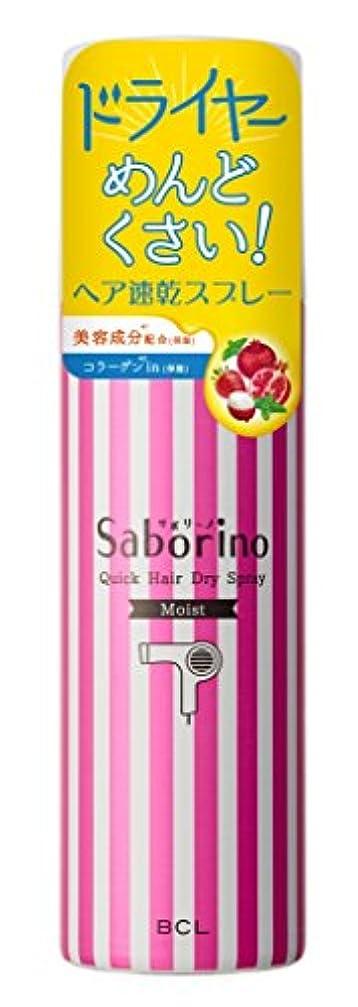 【サボリーノ】 速く乾かスプレー_高保湿タイプ_ミックスベリーの香り