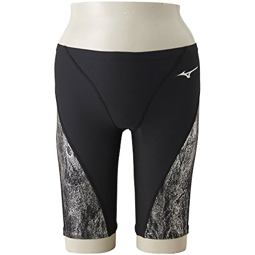[해외]MIZUNO (미즈노) 수영 수영복 트레이닝 남성 에쿠사 정장 하프 스패츠 寺川 아야 컬렉션 N2MB8082/MIZUNO (Mizuno) swimming suit swimsuit training men`s exercise suits half spats Aya Terakawa collection N2MB8082