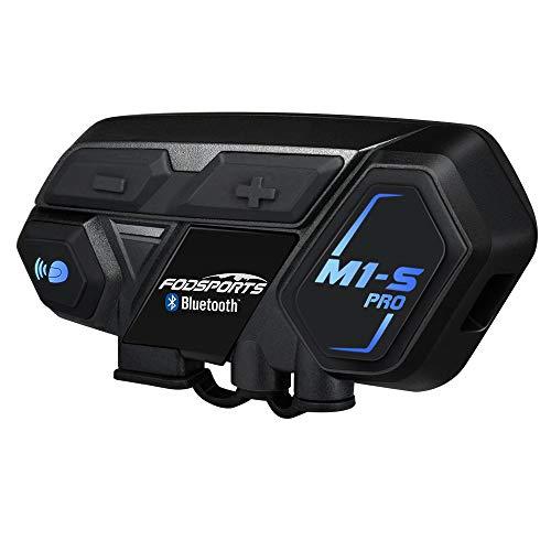 FODSPORTS バイク インカム M1-S Pro B078HBQ71S 1枚目