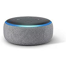 Echo Dot (エコードット)第3世代 - スマートスピーカー with Alexa、ヘザーグレー