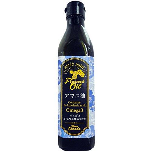 成城石井のフラックスシードオイルの亜麻仁油