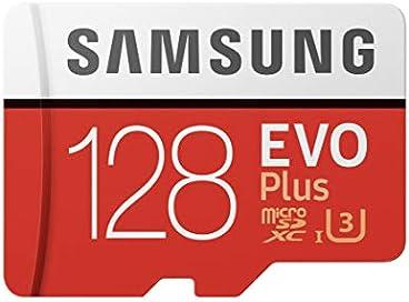 Samsung EVO Plus 128GB microSDXC UHS-I U3 100MB/s Full HD & 4K UHD Nintendo Switch 動作確認済 MB-MC128GA/ECO 国内